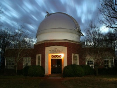 Field Trips at Dyer Observatory