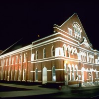Ryman Auditorium Tours