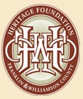 The Heritage Foundation of Franklin and Williamson County