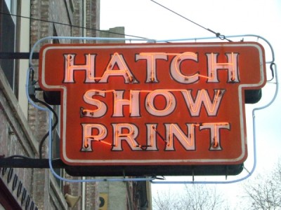 Hatch Show Print & Haley Gallery