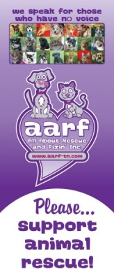 A.A.R.F. - All About Rescue and Fixin' Inc.