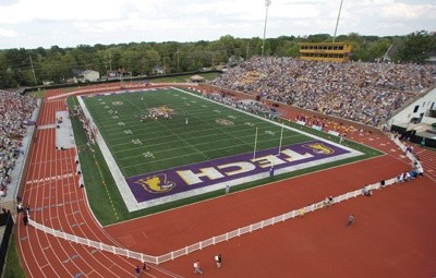 Tennessee Tech University - Tucker Stadium