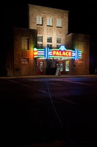 The Historic Palace Theatre - Crossville