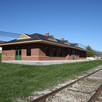 Baxter Depot Museum and Visitors Center