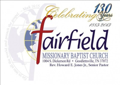 Fairfield Missionary Baptist Church